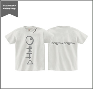 Tシャツ -white-