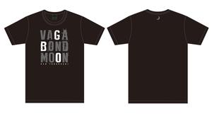 高橋研 Tシャツ「VAGABOND MOON」