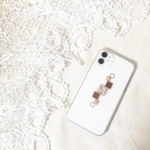 四角デザイン005◇iPhoneケース