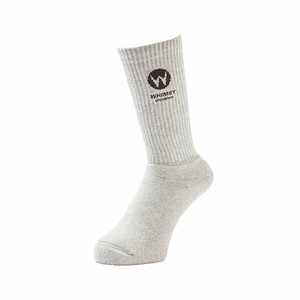 WHIMSY - EVERYWHERE SOCKS (Grey)