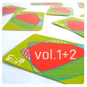 Cx3miniシースリーミニ vol.1+2