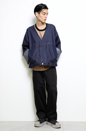 Reverse Use Jacket (Denim)