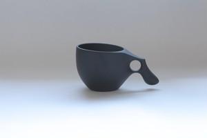 3mogu cup M  BLACK(山桜材)