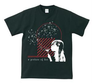 DANDELION T-SHIRT / ブラック