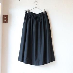 40%OFF【FrenchBull( フレンチブル) 】Cionコットン コットンギャザースカート 膝丈スカート 19-06191