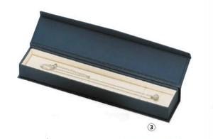 マグネット付きボックス ネックレス・ブレスレット用細長 20個入り PB-012N