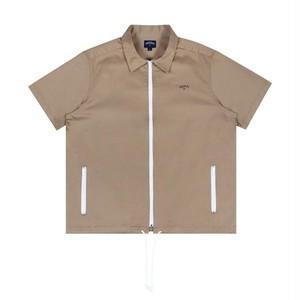 Zip Work Shirt(Beige)