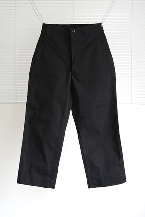 TUKI - field trousers (black)