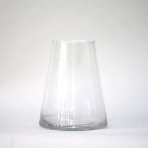 シンプルガラスベース - Large -