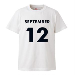 9月12日