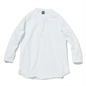 Good On / グッドオン | BASEBALL TEE - 7分袖Tシャツ : Reactive Dye