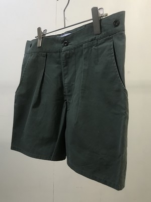 2000s VEXED GENERATION PLEATED SHORT TROUSERS