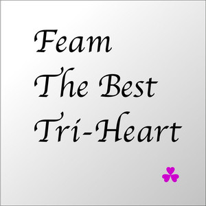 Feam The Beat Tri-Heart