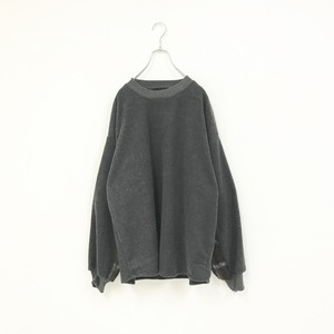 PULLOVER FLEECE SHIRT(CHECK)