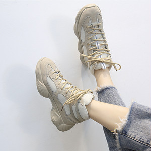 【sneakers】2018 new style breathable  student running sneakers