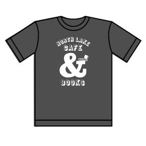 NEWロゴTシャツ(チャコール)
