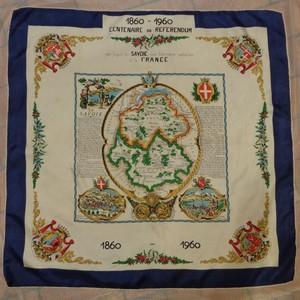 Souvenir scarf スーベニアスカーフ