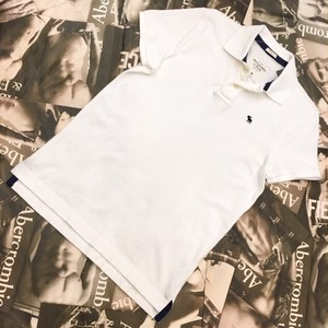 Abercrombie&Fitch MENS ポロシャツ Mサイズ