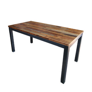 "受注生産品 Reclaimed Table ""BROOKS"" 750 x 1500"