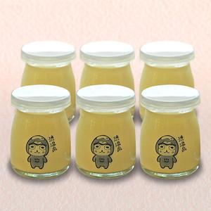 しぶざるくん味噌ぷりん(6入)