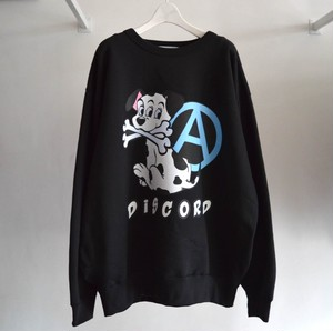 PSYCHOWORKS DISCORD BLUE sweat