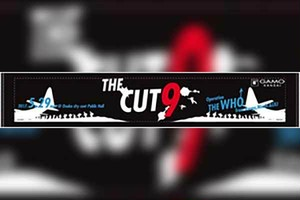 "2017 ""THE CUT9"" Special Towel"