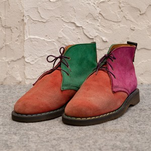 80's Dr.Martens By SOLOVAIR CHUKKA BOOTS