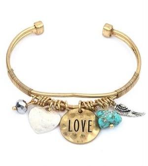 """""""LOVE"""" Bracelet (CB0846)"""