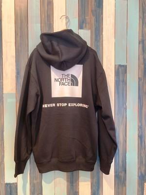 ノースフェイス パーカー バックスクエアロゴフーディ NT62040 BIGサイズ