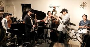 程嶋日奈子Special Quintet featuring 松島啓之(tp) 「Vincent」