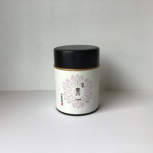 上級抹茶『雪川』30g缶入り