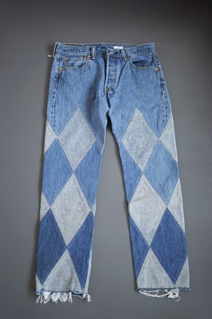oldpark - argyle jeans
