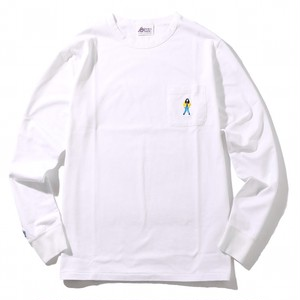 WHO's MAKING × YUKI HORIMOTO 「R.O.T LONG POCKET TEE」