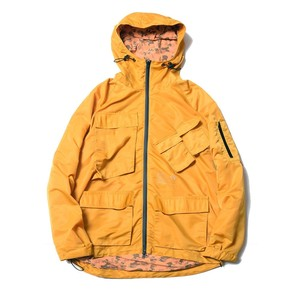 VIRGO BIG POCKET MOUNTAIN PARKA / ヴァルゴ ジャケット / YELLOW / VG-JKT-216
