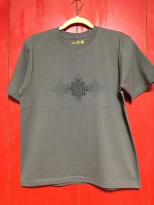 Tシャツ イスラムフォーメーション * チャコールグレー