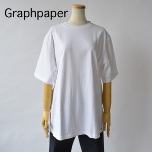 Graphpaper/グラフペーパー・PACK CREW NECK TEE