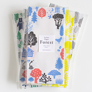 Forest 一筆箋