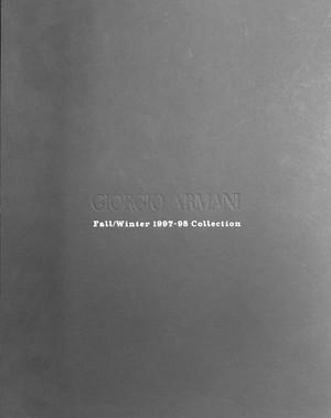 GIORGIO ARMANI Fall / Winter 1997-98 Collection