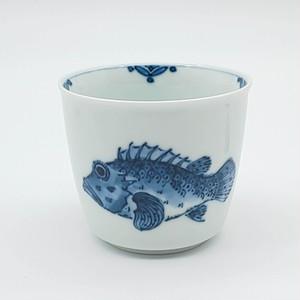 魚紋 かさご ちょこカップ