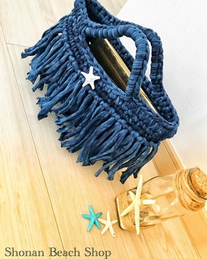 Crochet Zpagetti Handbag