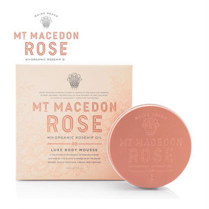 【MAINE BEACH】 ボディムース  MT MACEDON ROSE