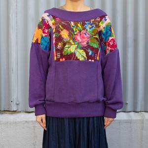 """""""Dona Cristina"""" Hand-Woven Art Wear"""