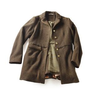 Van Houten Coat - Brownie / Theobromacacao