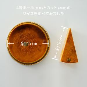 【予約 / Xmasケーキ同梱用】カット:【サロマ】