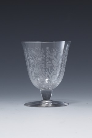 ㉔バカラ  アルジェンティーナ シェリーグラス Baccara Argentina Sherry Glass