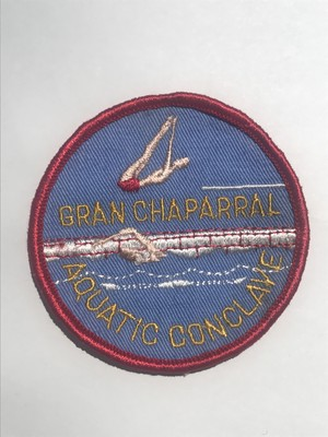 "OLDPatch""GRAN CHAPARRAL AQUATIC CONCLAVE"""