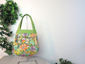 Elodie Bea GREEN  From60 x LIBERTY BAG TypeY
