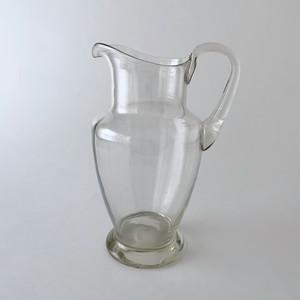 Vintage Clear jug |ヴィンテージのジャグ 4