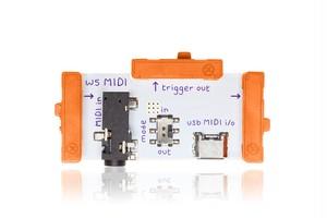 littleBits W5 MIDI リトルビッツ ミディ【国内正規品】
