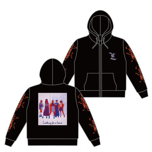 Looking for a home Zip Hoodie